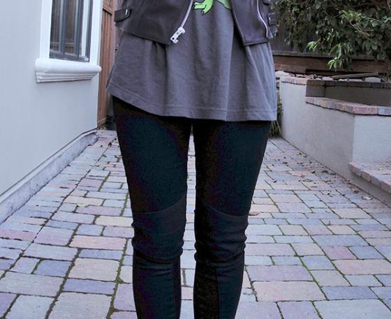 Pants Detail